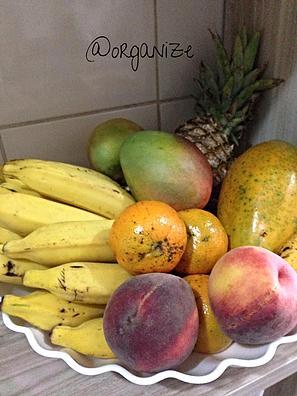 Organizando a Fruteira
