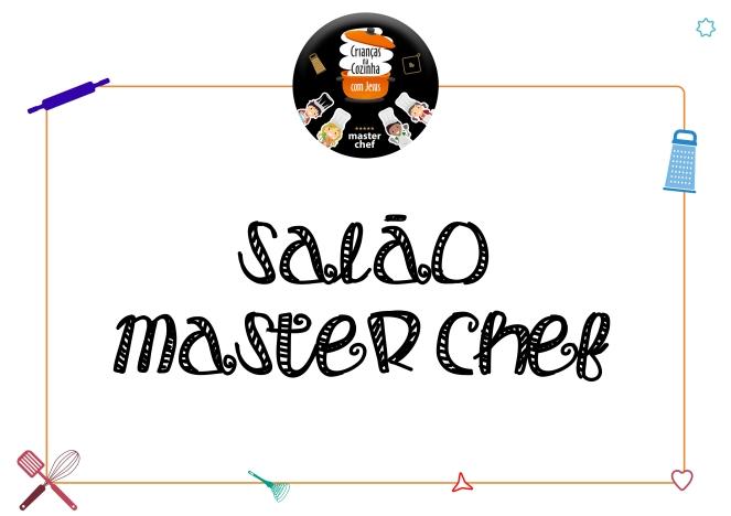 Placa---Salão-Master-Chef